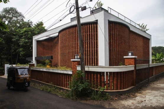 The Round Corner House